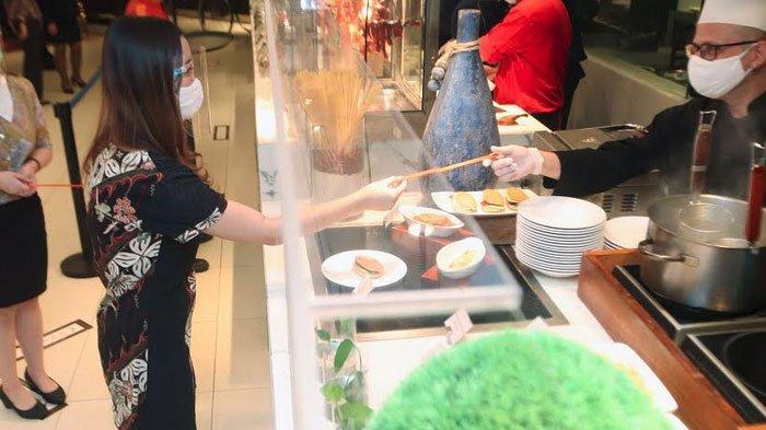 Nikmati Sajian All You Can Eat dengan Konsep Untouched di Shangri-La Hotel Surabaya
