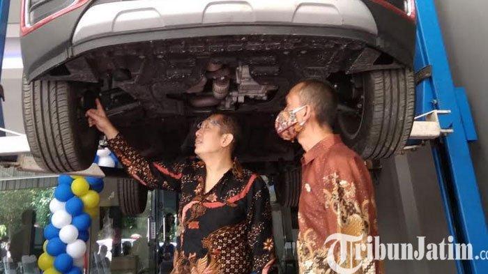 Dekati Pemakai Chevrolet, Bengkel Resminya Buka Di Surabaya