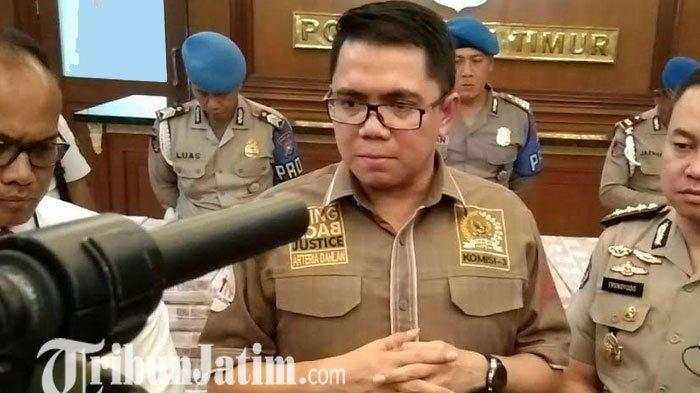 Komisi III DPR RI akan Bawa Kasus Investasi Bodong Memiles Saat Rapat dengan Kapolri