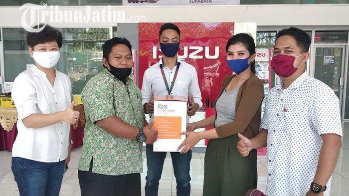 Sambut HUT RI,  Isuzu Margomulyo Surabaya Beri Diskon 40 Juta Untuk Isuzu Elf