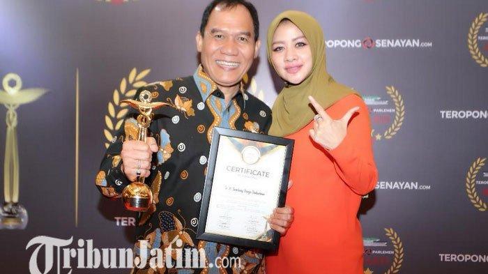 Politisi Gerindra Bambang Haryo Kaget Dikabari Istrinya Meninggal, Tegaskan Hoaks : Sehat-sehat Saja