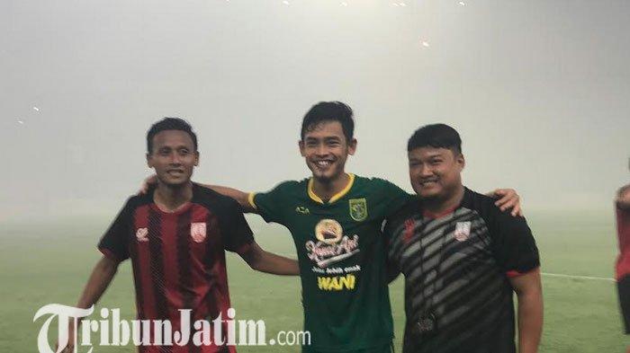 Tampil Perdana Bareng Persebaya Surabaya, Gelandang Bayu Nugroho Grogi Gegara Bonek, Kenapa?