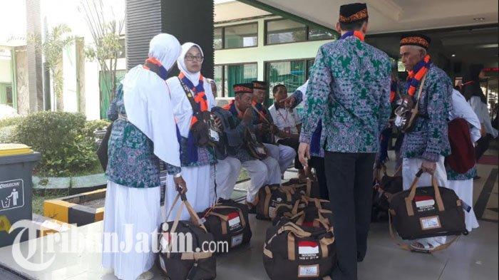 Ada 1321 CJH di Kabupaten Kediri Batal Berangkat ke Baitullah Tahun Ini