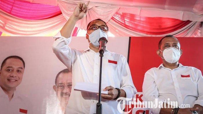 Di Depan Muhammadiyah Surabaya, Eri Cahyadi Komitmen Dukung Pendidikan Swasta