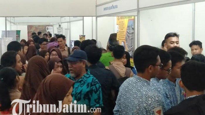 Ribuan Pelajar Serbu Campus Expo 2020, Musyawarah Guru Bimbingan Konseling SMA Surabaya