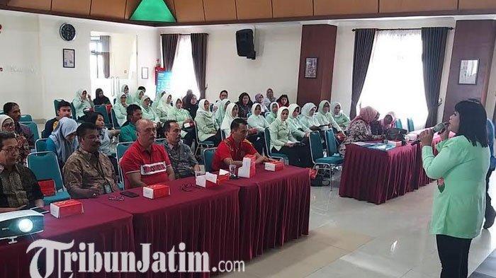 Dinkes Kabupaten Pasuruan Mangkir, Hearing Pembahasan Pemberian Bantuan Sembako Batal