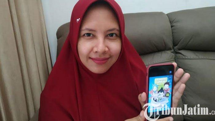 Dosen Unair Surabaya Ciptakan Komik Petualangan Si Acil sebagai Media Edukasi Anak