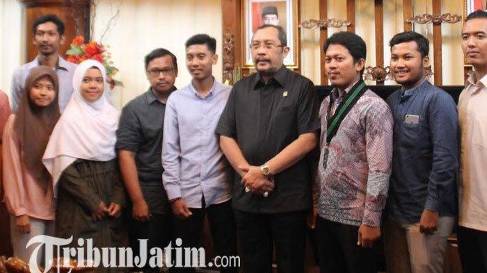 DPRD Jatim Ajak HMI Ikut Sukseskan Pilkada Serentak 2020