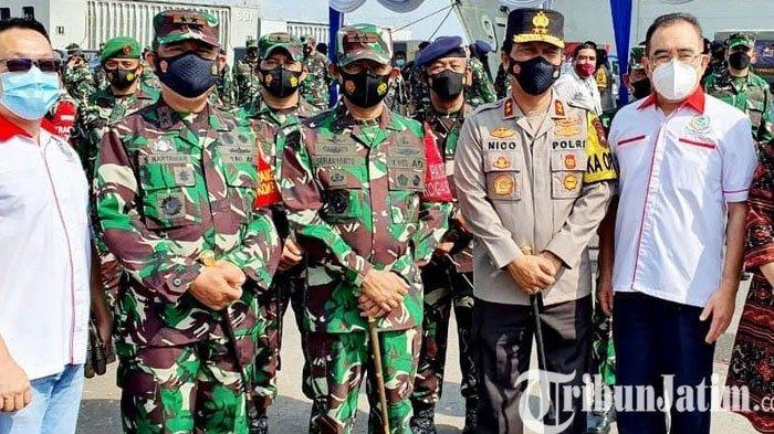 Perkumpulan Saudara Rantau Sumatera Utara Gerak Cepat Dua Kali Kirimkan Bantuan ke NTT
