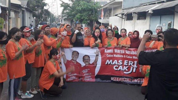 Jelang Rekom, Inilah Calon Wali Kota Yang Diinginkan Emak-Emak di Surabaya