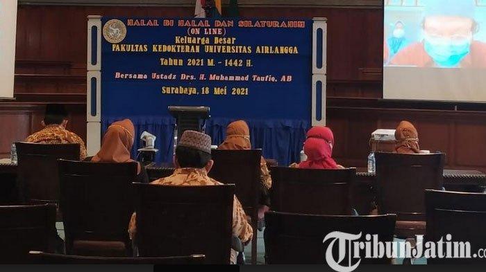 FK Unair Surabaya Bersiap Gelar Kuliah Tatap Muka Untuk Mata Kuliah Praktikum