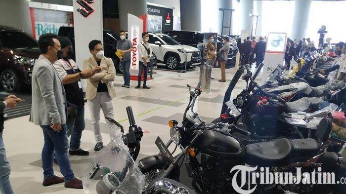 Pameran Mobil Indonesia Internasional Motor Show, Digelar Hybrid Online dan Offline