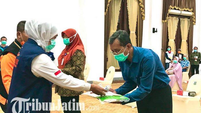 Gubernur Jatim Khofifah Siapkan Lahan Pemakaman Khusus untuk Korban Covid-19, Tujuannya ini