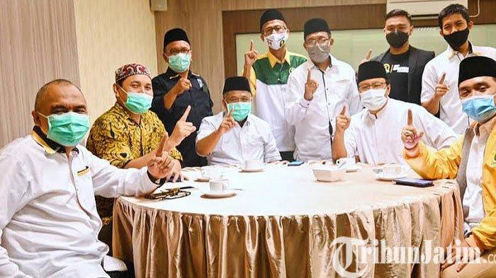 Perkuat Konsolidasi, Gus Ipul Mas Adi Temui Petinggi DPW PKS Jatim