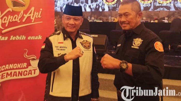Irjen Pol Teddy Minahasa Putra Terpilih Jadi Ketua Umum HDCI  2021-2026