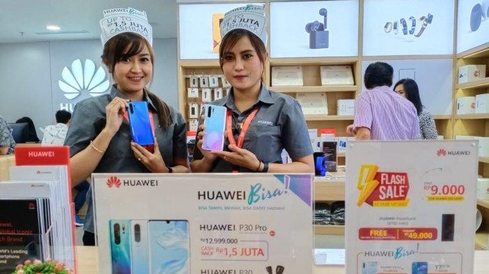 Huawei Indonesia Luncurkan Huawei IdeaHub Series