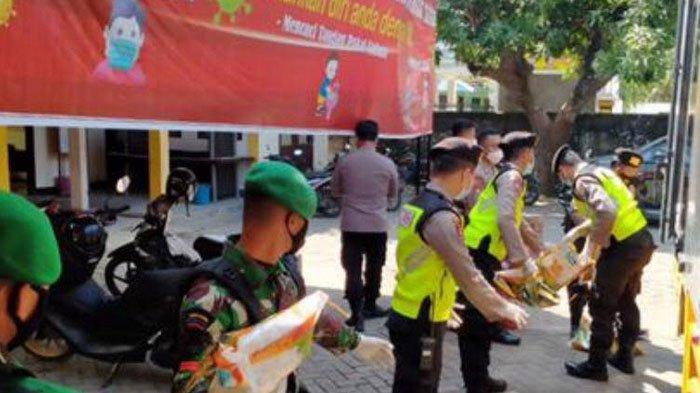 Polda Jatim Kerahkan Anggotanya Redam Lonjakan Angka Covid-19 di Bangkalan Madura