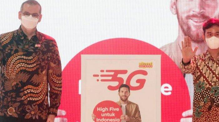 Indosat Ooredoo Luncurkan Layanan 5G Pertama di Solo, Fokus Pemulihan Ekonomi
