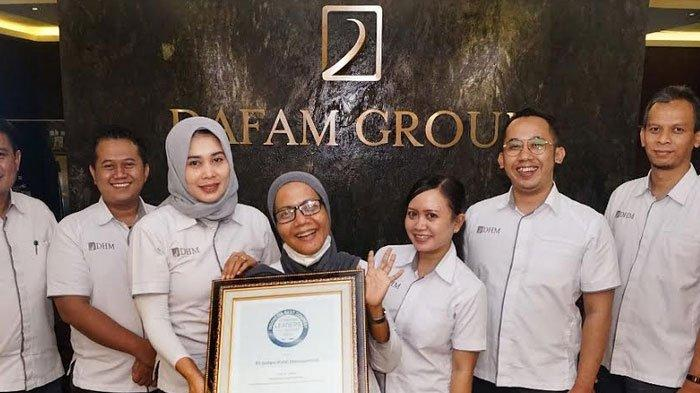 PT DHM Raih Indonesia Best Companies in Creating Leaders from Within 2020