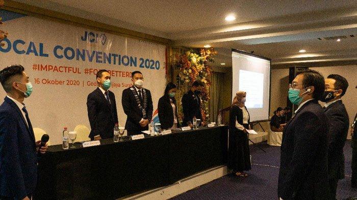 Raihan Apik JCI East Java Meski di Tengah Pandemi, Berharap Bisa Makin Solid Ke Depannya