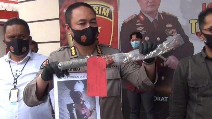 Kasus Pembunuhan Bermotif Asmara di Pasuruan, Ada Tujuh Sabetan Ditubuh Korban