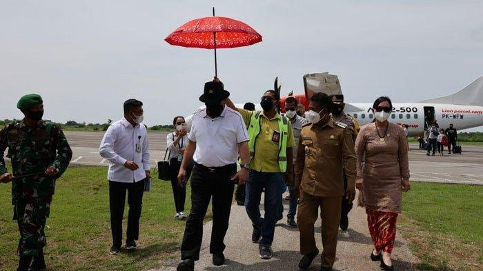 LaNyalla, Ketua DPD RI Minta Pemerintah Jamin Ketersediaan Pupuk Subsidi di Manggarai Barat