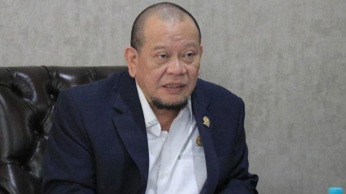 LaNyalla, Ketua DPD RI Minta Pemerintah Selamatkan Garuda