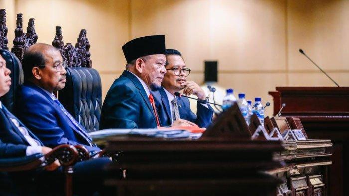 Ketua DPD RI LaNyalla : Tidak Benar RUU Minerba Cacat Hukum