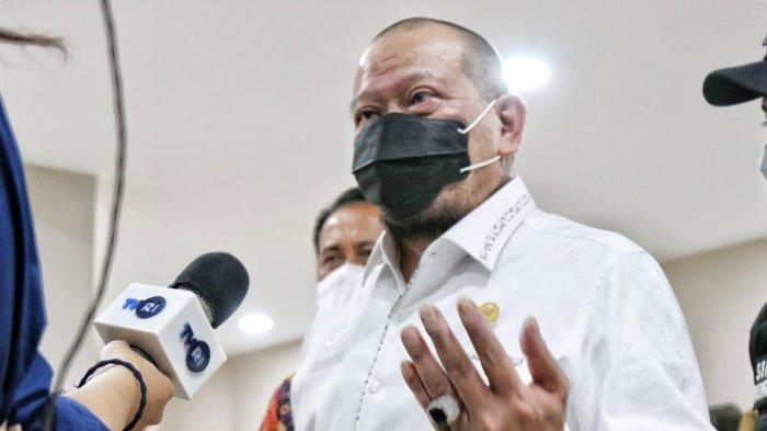 LaNyalla, Ketua DPD RI Minta Kendala Penyaluran Gas Industri ke Jatim Diatasi