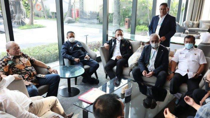 Disambati Aremania, LaNyalla Langsung Pertemukan dengan Menpora dan Ketua Umum PSSI