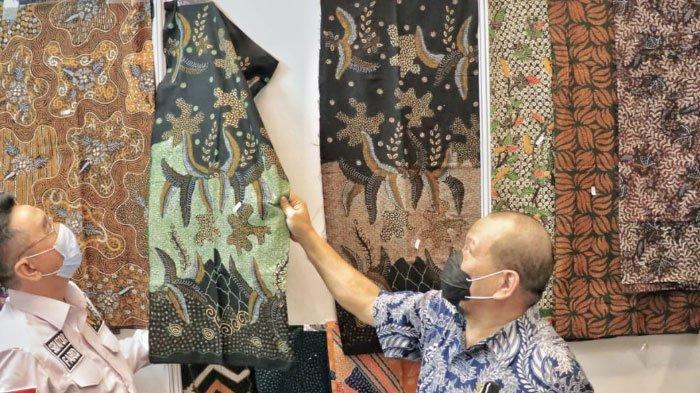 LaNyalla, Ketua DPD RI Berharap Pagelaran Busana Bisa Angkat Sentra Batik Tulis Bangkalan Madura