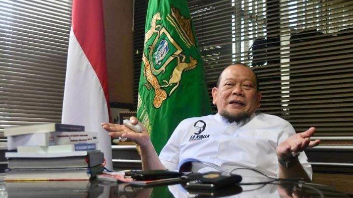 LaNyalla, Ketua DPD RI Soroti  Maraknya Konten Medos Yang Tidak Mendidik