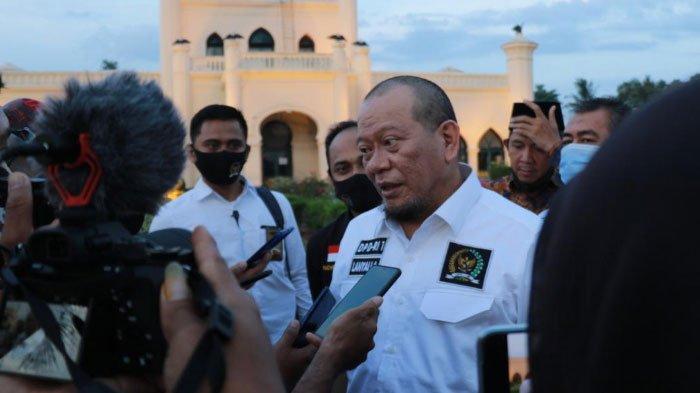 LaNyalla, Ketua DPD Ingatkan Pemda Kelola APBD Secara Sehat dengan Prinsip SAKIP