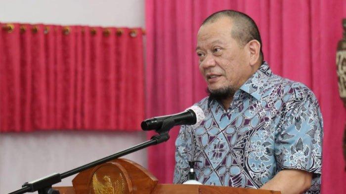 LaNyalla, Ketua DPD RI Sayangkan Terjadinya Kebocoran Penyaluran BPUM