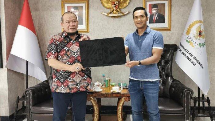 Ketua DPD RI, LaNyalla Yakin Anindya Mampu Bawa Kadin ke Posisi yang Lebih Baik