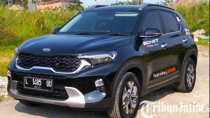 KIA Sonet Mobil Petualang Full Fitur Canggih Hadir Di Jawa Timur