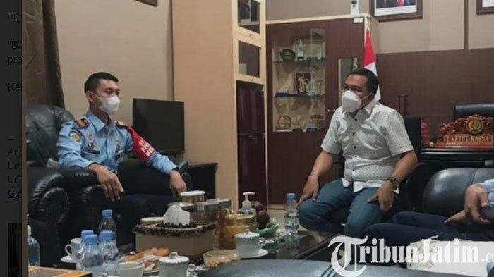 Jalin Sinergitas Rutan Surabaya dan Kejari Tanjung Perak Bahas BA17