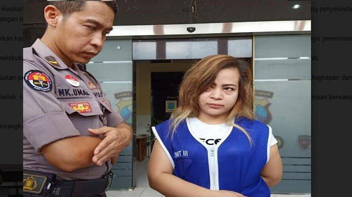 Polisi Bongkar Penyelundupan Sabu Asal Malaysia, Lewat Kurir Cantik Yang Juga Terapis