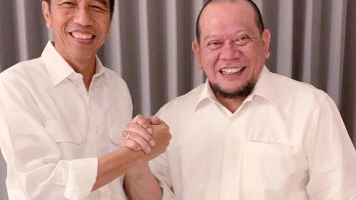 Sosok La Nyalla Figur Ideal jadi Ketua DPD RI