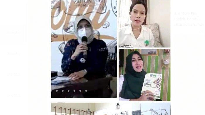 Perempuan Tani HKTI Meluncurkan Buku Katalog UMKM Probolinggo, Tujuannya Ini