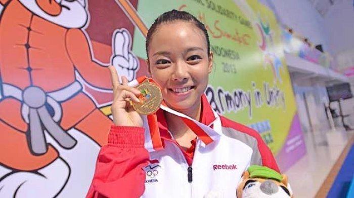 Usai Sumbang Medali Emas, Atlet Wushu Lindswell Kwok Putuskan Pensiun Karena Hal Ini