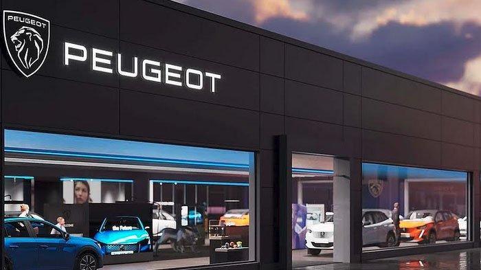 Masih Pakai Kepala Singa Peugeot Rilis Logo Baru
