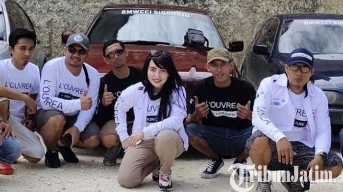 BMW Car Clubs Indonesia Sidoarjo Chapter Touring Munas Di Bali