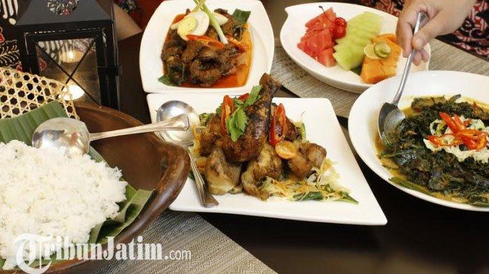 Sajikan Menu Iftar Khas Nusantara, Wyndham Hotel Surabaya Ingin Kenalkan Masakan Lokal