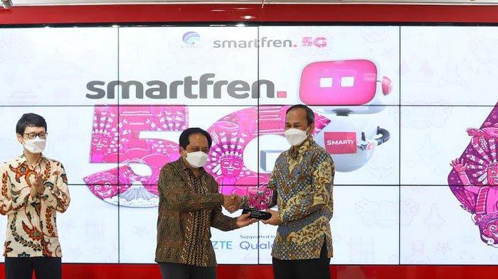 Kominfo Bersama Smartfren Gelar Uji Coba 5G Tahap Kedua, Perlihatkan Kinerja Teknologi Terbaru