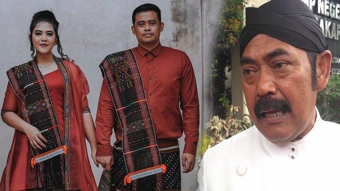 Dibacakan dalam Bahasa Jawa, Intip Bocoran Pidato Keluarga Jokowi di Resepsi Kahiyang Ayu-Bobby