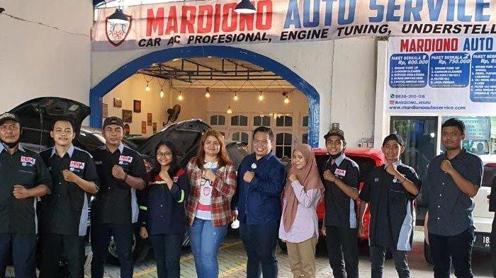 Bengkel Mobil Mardiono Juara Kompetisi 5R Nasional oleh YDBA
