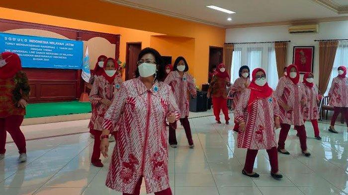 Bugar Selama Pandemi, Komunitas SG ULD Latihan Kelompok Kecil