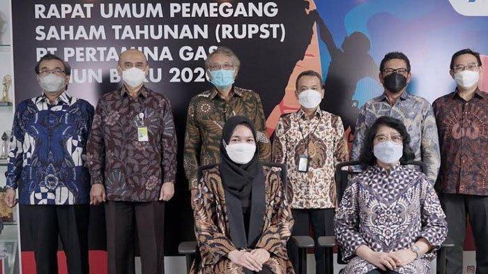 Meski Pandemi Covid-19, Laba Pertamina Gas 2020 Melebihi Dari Target