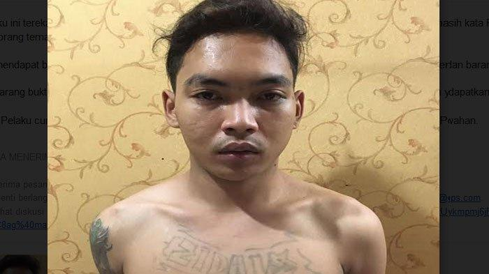 Pelaku Ranmor di Banyu Urip Surabaya Berhasil Dibekuk, Pelaku Diupah Rp 200 Ribu